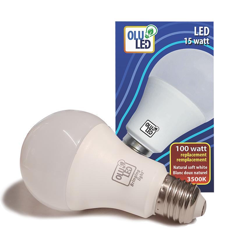 15 watt OluLED LED Bulb